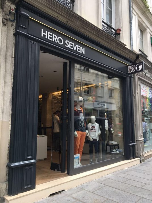 Pure Inspiration - Hero Seven